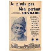 Je N'suis Pas Bien Portant / Chanson Cr��e Par Ouvrard En 1932