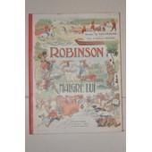Robinson Malgre Lui de Alphonse CROZIERE