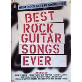 BEST ROCK GUITAR SONGS EVER TAB