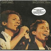 Disque Vinyle Double 33t / The Concert In Central Park / Mrs Robinson / Homeward Bound / America / Me And Julio Down By The Schoolyard - Simon & Garfunkel