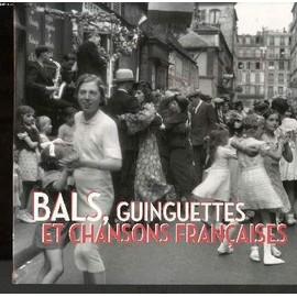 Disque Cd Triple, Livret et Affiches / Bals, Guinguettes et Chansons Francaises / Nombreux Artistes