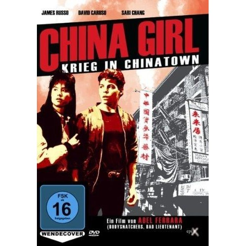 CHINA GIRL - KRIEG IN CHINATOWN [IMPORT ALLEMAND] (IMPORT) (DVD)