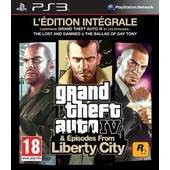 Gta 4 + Episodes From Liberty City - L'int�grale [Ps3]