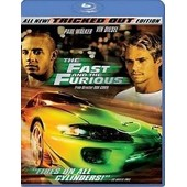 Fast And Furious - Blu-Ray de Rob Cohen