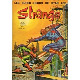 Strange N� 37 De Janvier 1973