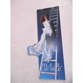 "Programme concert Mylène Farmer - ""Mylenium Tour"""