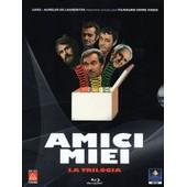 Mes Chers Amis - Amici Miei - La Trilogie - Import Italie - Blu Ray de Mario Monicelli / Nanni Loy