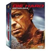 Die Hard : L'int�grale Des 4 Films - Pack de John Mctiernan