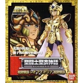 Saint Seiya - Myth Cloth Chevalier D' Or : Aiolia Du Lion Version Fr