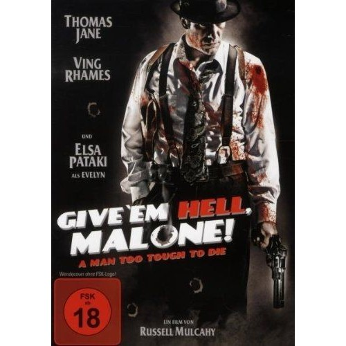 JANE,THOMAS/RHAMES,VING GIVE'EM HELL MALONE! [IMPORT ALLEMAND] (IMPORT) (DVD)