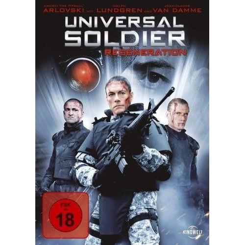 UNIVERSAL SOLDIER REGENERATION [IMPORT ALLEMAND] (IMPORT) (DVD)