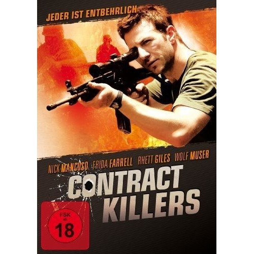 CONTRACT KILLERS [IMPORT ALLEMAND] (IMPORT) (DVD)