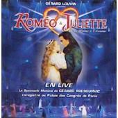 Romeo Et Juliette - De La Haine � L'amour - L'int�grale En Live (Digipack) - Sargue, Damien