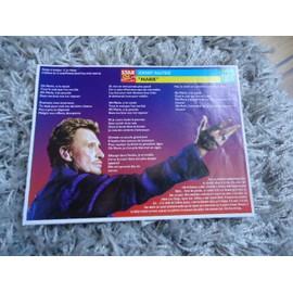 Fiche chanson Johnny Hallyday / Corneille