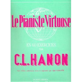 Le Pianiste virtuose 60 Exercices