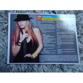 Lot de 5 fiches chanson Star Academy / Le 6-9 / Kinito / Singuila / Kevin Lyttle / Sman + 1 carte Lukas + 1 carte Fabien + 1 mini carte Jean-Pascal + 1 carte secret Grégory