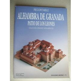 Alhambra de Granada : Patio de los Leones