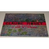 Claude Monet - Les Nymph�as Au Mus�e De L'orangerie de Georges Clemenceau