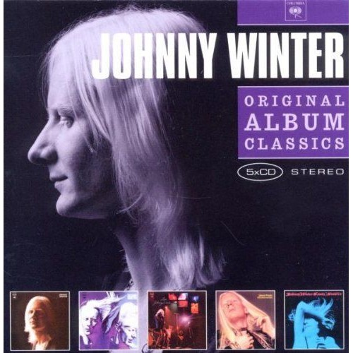 WINTER JOHNNY ORIGINAL ALBUM CLASSICS