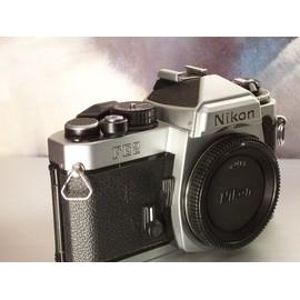 Nikon FE2 - Reflex Argentique - Boîtier Nu d'occasion  Livré partout en France