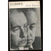 Europe N�91-92. Paul Eluard de Collectif