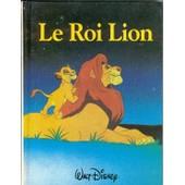 Le Roi Lion de walt disney