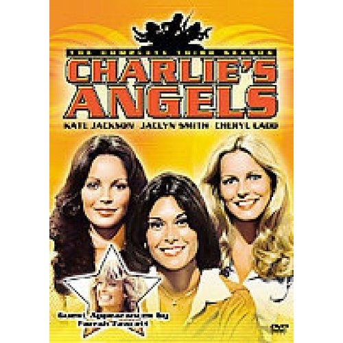 CHARLIE'S ANGELS - SERIES 3 - COMPLETE [IMPORT ANGLAIS] (IMPORT) (DVD)
