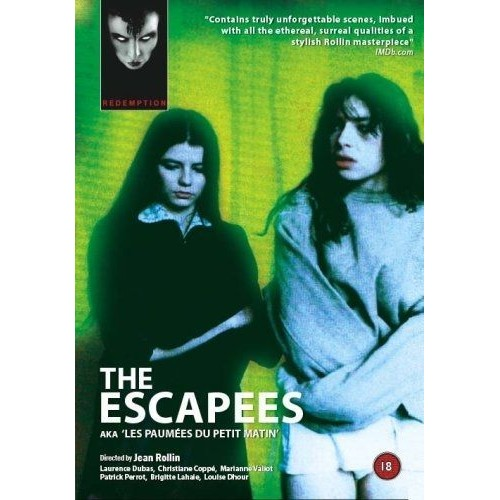 THE ESCAPEES [IMPORT ANGLAIS] (IMPORT) (DVD)