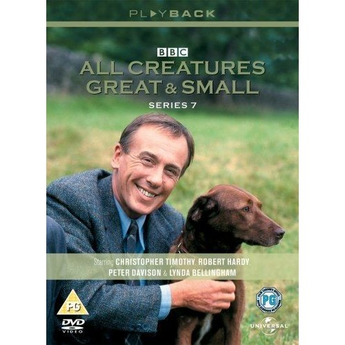 ALL CREATURES GREAT AND SMALL - SERIES 7 - COMPLETE [IMPORT ANGLAIS] (IMPORT)  (COFFRET DE 4 DVD)...