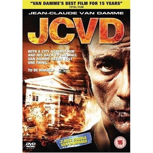 JCVD [IMPORT ANGLAIS] (IMPORT)  (COFFRET DE 2 DVD)
