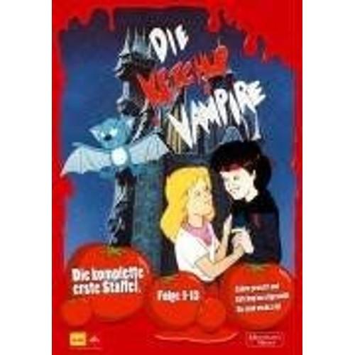 DIE KETCHUP VAMPIRE - STAFFEL 1  [3 DVDS] [IMPORT ALLEMAND] (IMPORT)  (COFFRET DE 3 DVD)