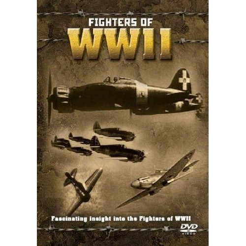 Fighters Of World War 2 [Import anglais]
