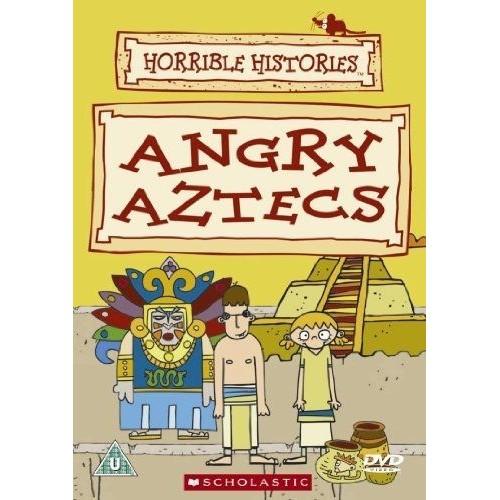 Horrible Histories-Angry Azte