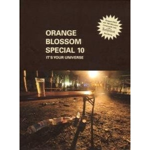 ORANGE BLOSSOM SPECIAL /VOL.10 : IT'S YOUR UNIVERSE  (COFFRET DE 2 DVD)