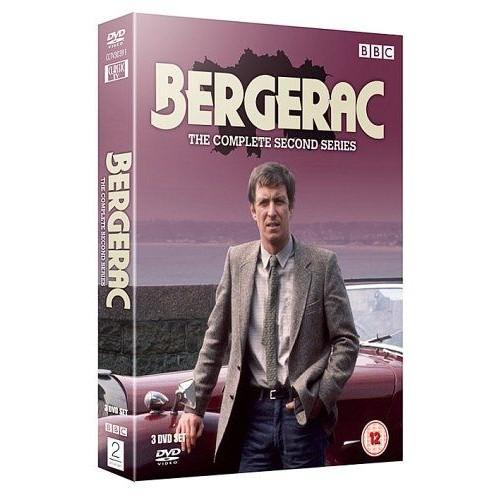 BERGERAC - SERIES 2 - COMPLETE (IMPORT)  (COFFRET DE 3 DVD)
