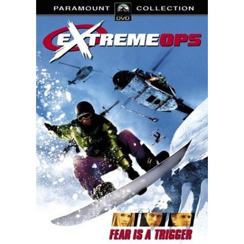 EXTREME OPS [IMPORT ALLEMAND] (IMPORT) (DVD)