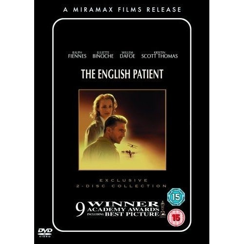 The English Patient [Import anglais]