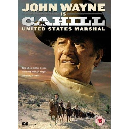 Cahill: United States Marshal [Import anglais]