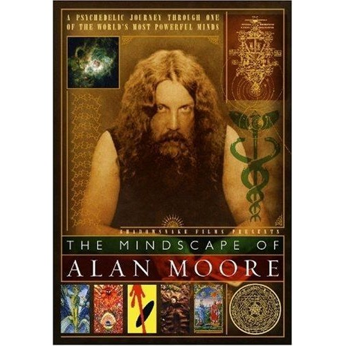 THE MINDSCAPE OF ALAN MOORE [IMPORT ANGLAIS] (IMPORT) (DVD)