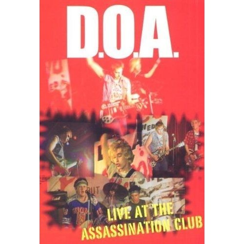 LIVE AT THE ASSASSINATION CLUB (IMPORT) (DVD)