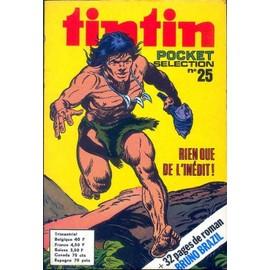 Tintin Pocket Selection N� 25
