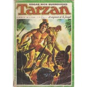 Tarzan Le Seigneur De La Jungle N� 26 : Album De 4 N� N�35. 36. 37. 38