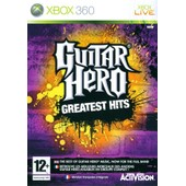 Guitar Hero Greatest Hits Xbox360