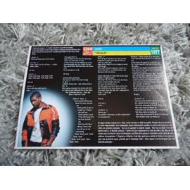 Fiche chanson Usher / O-Zone + 1 carte secret Usher