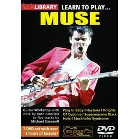 learn to play muse