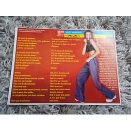 2 Fiches chanson cartonnées Sandy Valentino / Matmatah / Des'ree + 1 carte chanson papier Sandy Valentino