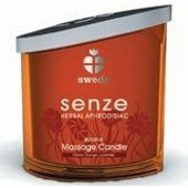 Huiles De Massage - Bougie De Massage Blissful Senze Swede Orange Lavande - 150 Ml