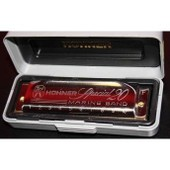 Harmonica Richter Diatonique Hohner Marine Band Special 20 - Do