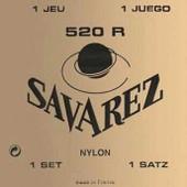 Jeu De Cordes Savarez 520r Pour Guitare Classique - Tirant Fort