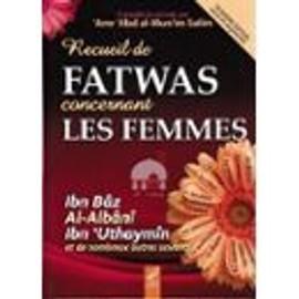 recueil de fatwas concernant les femmes - Salim, Amr 'abd Al-Mun'im